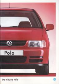 Polo brochure, A4-size, 52 pages, Dutch language, 08/1994