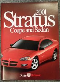 Stratus brochure, 40 large pages, 07/2000, English language, USA