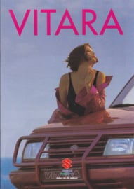 Vitara brochure, 26 pages, 10/1994, German language