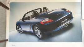 Boxster large original factory poster, published 08/2004