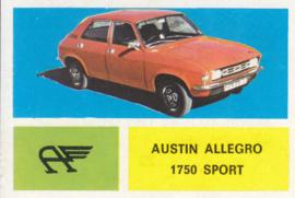 Austin Allegro 1750 Sport, 4 languages, # 22