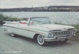Chevrolet Impala Convertible 1959 - nr. 313