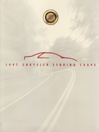 Sebring Coupe brochure, 8 pages, USA,  8/1996, English language