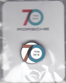Porsche 70 years - 1948 - 2018 jubilee pin
