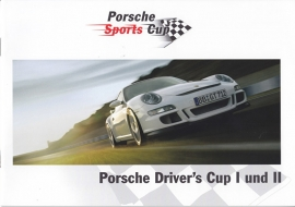 911 Sports Cup Germany, 12 pages, 03/2006, German language