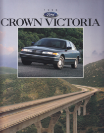 Crown Victoria,  12 pages, English language, 8/1995, # 362