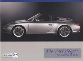 Fuchs Wheels brochure, 8 pages, 07/2010, English language