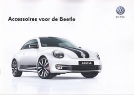 Beetle accessories brochure, 20 pages, 01/2015, Dutch language