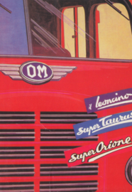 Truckstory postcard, DIN A6-size, Italian issue, c1982
