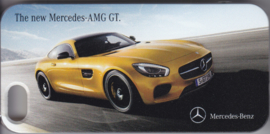 Mercedes-Benz-AMG GT, mobile phone cover, unused, English language