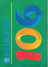 106 brochure, 40 pages, A4-size, 1992, Dutch language
