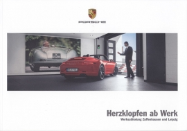 Factory delivery brochure, 40 pages, 12/2012, German language
