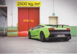 Gallardo, continental size postcard, Bildermeister, 03/2014
