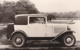 Vauxhall 1930, Car museum Driebergen, date invisible, # 11