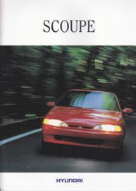 Scoupe brochure, 20 pages, about 1992, Dutch language