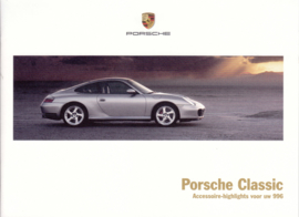 Classic 996 accessories brochure, 16 pages, 07/17, Dutch