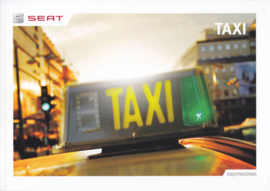 Taxi models brochure, 44 pages, 11/2012, Spanish language