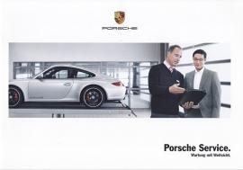 Service brochure, 16 pages, 09/2012, German language