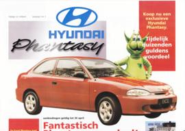 Program newspaper, 8 pages, 1997, Dutch language