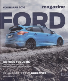 Magazine Spring 2016 all models, 20 pages, 03/2016, Dutch language