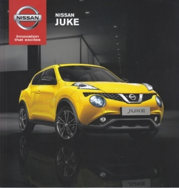 Juke brochure, 34 pages, 07/2014, Dutch language