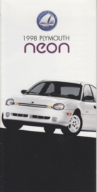 Neon small size brochure 1998, 16 pages, 02/1998, USA