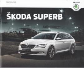 Superb  brochure, 64 pages, 08/2016, Dutch language