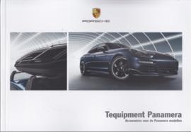 Panamera Tequipment brochure, 88 pages, 04/2015, Dutch