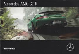 AMG GT R brochure, 40 pages, 03/2017, German language