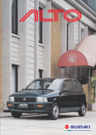 Alto brochure, 12 pages, #20694, 06/1994, Dutch language