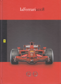 La Ferrari 2008 brochure, A4-size, 104 pages, hard covers, # 95993200, Italian & English language