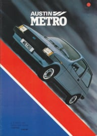 Metro, 24 pages, A4-size, about 1980, English language, # 3466, UK
