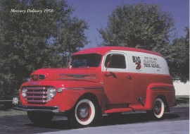 Mercury Delivery Van 1950 - nr. 23760