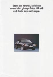 Program brochure, 12 pages, 09/1987, German language
