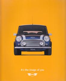 Mini program brochure, 44 pages, English language, 1996, # 5267