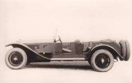 Lancia Lambda 1926, Car museum Driebergen, date 662, # 7