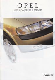 Program brochure, 40 pages, 12/1996, Dutch language