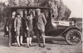 Oakland 6 cylinder 1924, Spanjersberg, Car museum Driebergen, date 363, # 45