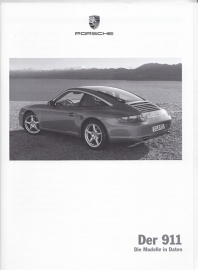 911 Carrera pricelist, 82 pages, 05/2006, German