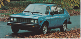128 Custom 3P Coupe, US-issued postcard, size 20,7 x 10 cm, 1977