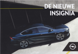 Insignia brochure, 80 pages, 06/2017, Dutch language
