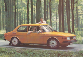 99 LE 2-door Sedan, Swedish, factory-issue, # 201707, 1974