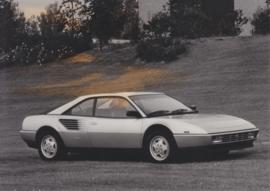 Mondial 3.2 Coupé, press photo, Pininfarina, Italy, 1985 (Frankfurt Salon), # 1037