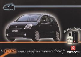 C2, Cart'Com freecard, A6-size, French language