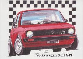 Volkswagen Golf GTI - nr. 21600