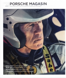 Porsche Magasin, Swedish language, # 22, 2013, 100 pages