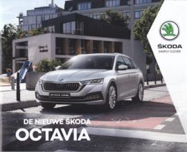 Octavia brochure, 44 pages, Dutch language, 2020