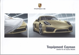 Cayman Tequipment, 76 pages, 04/2015, German