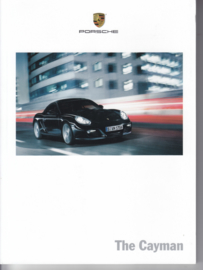 Cayman/Cayman S brochure 2011, 134 pages, MKT 001 184 10, USA, English