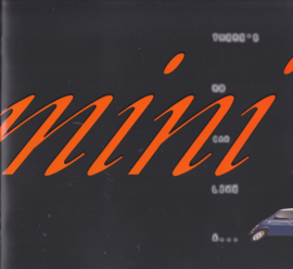 Mini brochure, 24 pages, German language, 8/1995, # EO1266